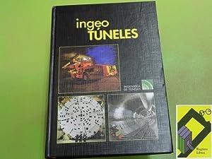 Ingeo Túneles. Serie Ingeniería de Túneles. Libro: LOPEZ JIMENO, Carlos/