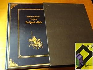 Refranes,sentencias y pensamientos de Don Quijote de La Mancha: CALERO, Francisco (Selecc de textos...