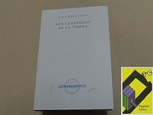 Los cuadernos de la tierra (Prólogo:Xavier Oquendo): ADOUM, Jorgenrique