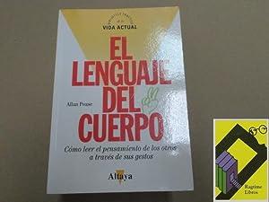 El lenguaje del cuerpo (Trad:Maricel Ford): PEASE, Allan