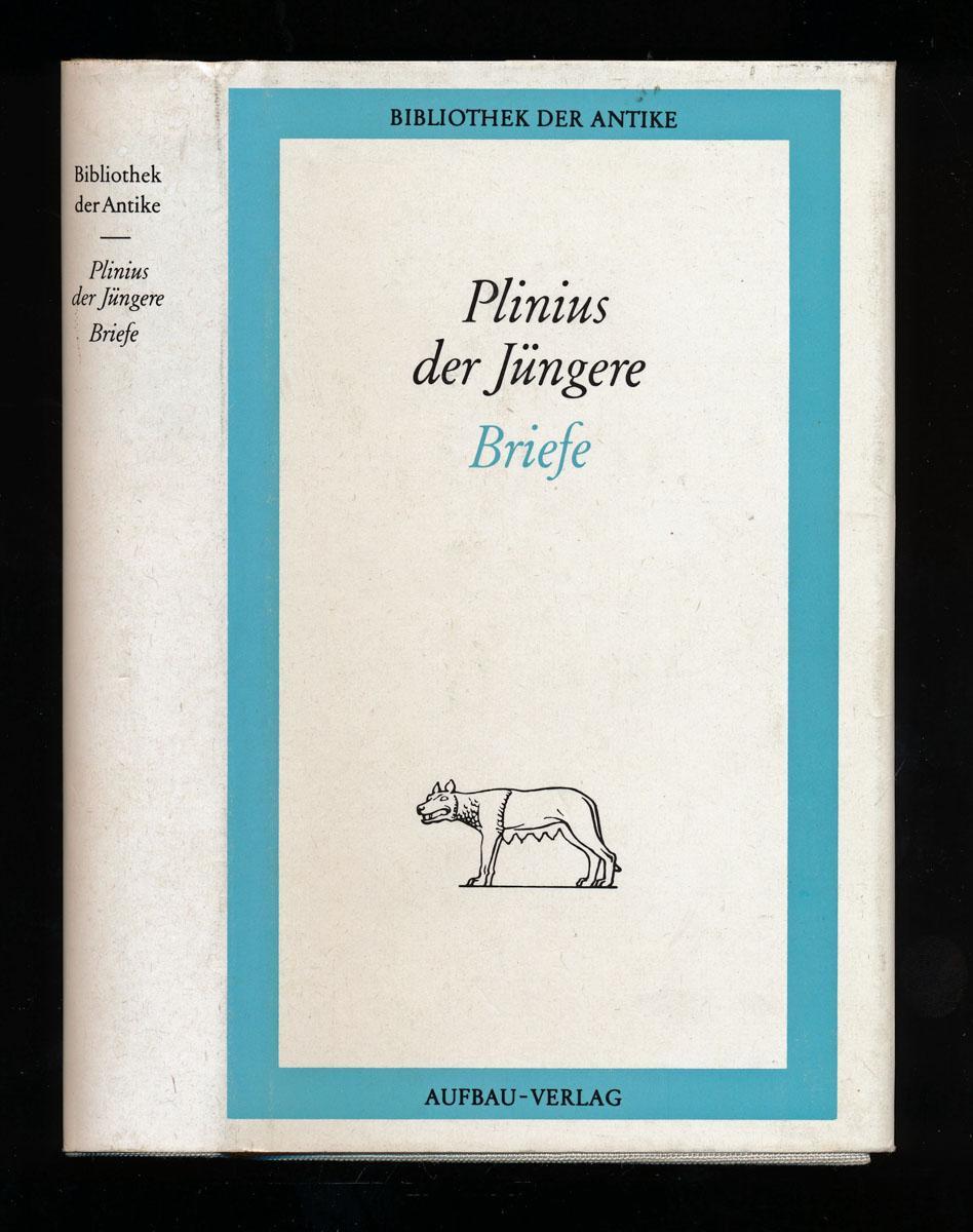 Briefe Von Plinius : Briefe von plinius der zvab