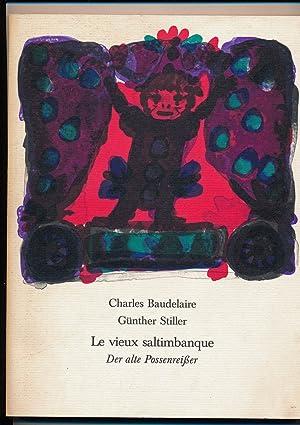 Le vieux saltimbanque. Der alte Possenreißer.: BAUDELAIRE, Charles