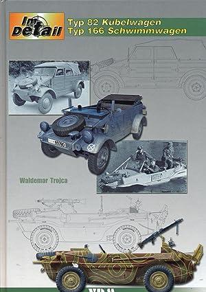 Typ 82 Kübelwagen - Typ 166 Schwimmwagen.: TROJCA, Waldemar