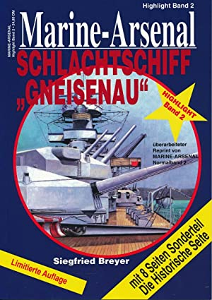 Marine-Arsenal Highlight Band 2: Schlachtschiff