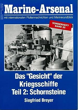 """Marine-Arsenal Sonderheft Band 16: Das """"Gesicht"""" der: Breyer, Siegfried"""
