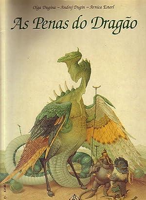 As Penas do Dragao: Esterl, Arnica (Dugin & Dugina, illlus.) (Leo Cunha, trans.)