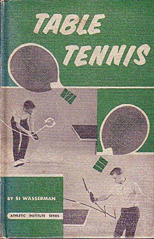 Table Tennis (Athletic Institute Series)