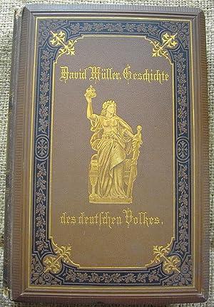 Geschichte Des Deutschen Volkes in Kurzgefasster Ubersichtlicher Darstellung: Zum Gebrauch an ...
