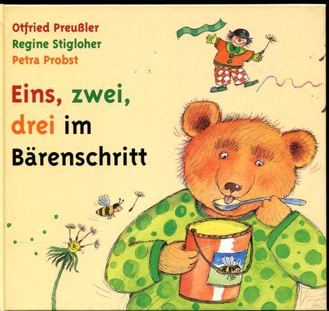 Eins, zwei, drei im Bärenschritt.: Preußler, Otfried, Regine