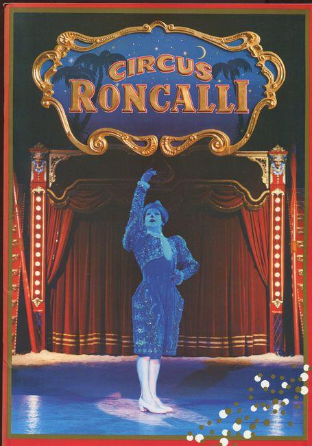 circus roncalli 1976 von paul - ZVAB