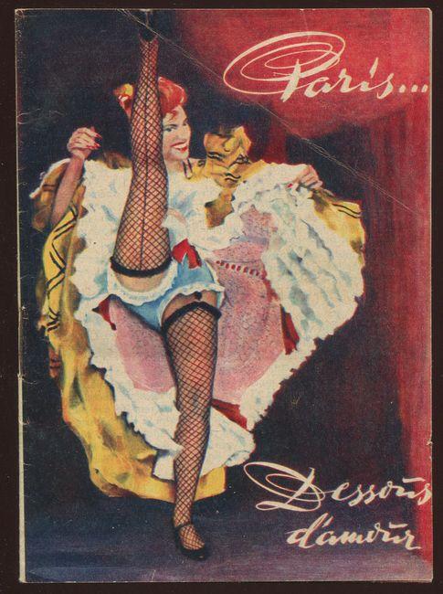 new styles daddc 3624d Paris . Dessous d`amour. Katalog Dessous.