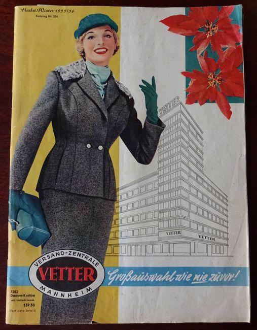 3fb6e49b091440 Versand-Zentrale Vetter - Katalog Herbst   Winter  Versand-Zentrale Vetter