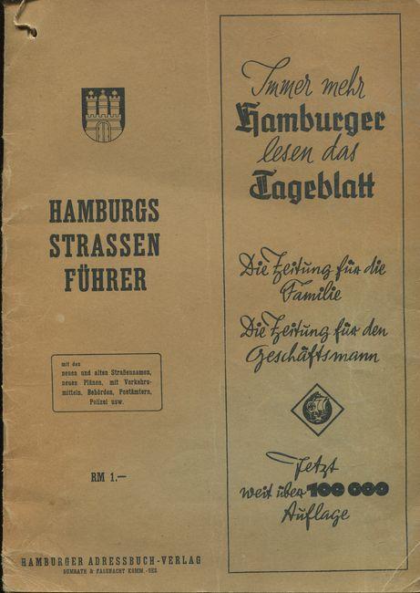 Adressbuch hamburg