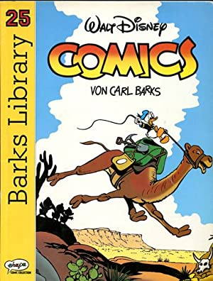 Comics von Carl Barks - Barks Library Nr. 25. EHAPA Comic Collection.