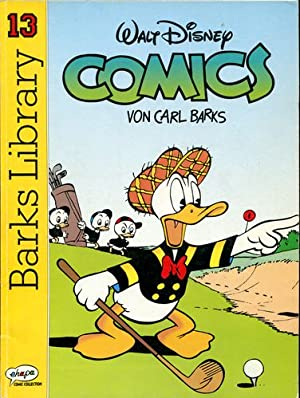 Comics von Carl Barks - Barks Library Nr. 13. EHAPA Comic Collection.