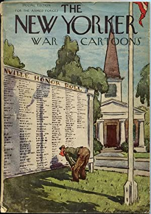 The New Yorker. War Cartoons. Special Edition for the Armed Forces. Introduction: E. J. Kahn, jr.