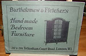 Bartholomew & Fletcher`s - Handmade Bedroom Furniture.