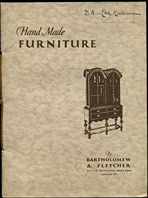 Bartholomew & Fletcher - Hand Made Furniture.