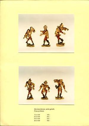 Holzschnitzereien Katalog - Liselotte Marschallinger.: Marschallinger, Liselotte:
