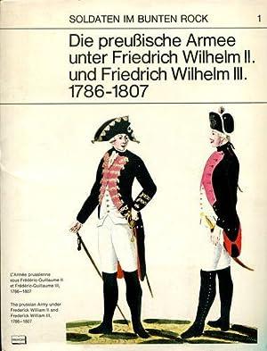 Die preußische Armee unter Friedrich Wilhelm II.: Ullrich, Hans-Joachim: