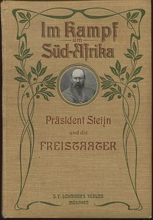 Präsident Steijn und die Freistaater im Krieg: Rompel, Frederik und