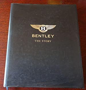 Bentley: The Story. Text: englisch.: Frankel, Andrew: