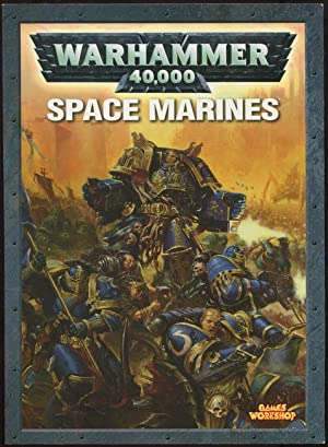 Warhammer 40.000. Space Marines.