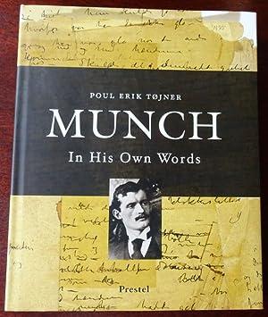 Munch. In his own words. Text: englisch.: Munch, Edvard und