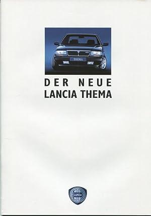 Der neue Lancia Thema.: Lancia: