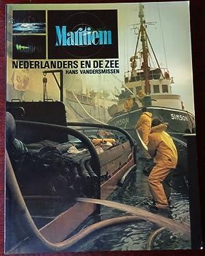 Nederlanders en de zee.: Vandersmissen, Hans:
