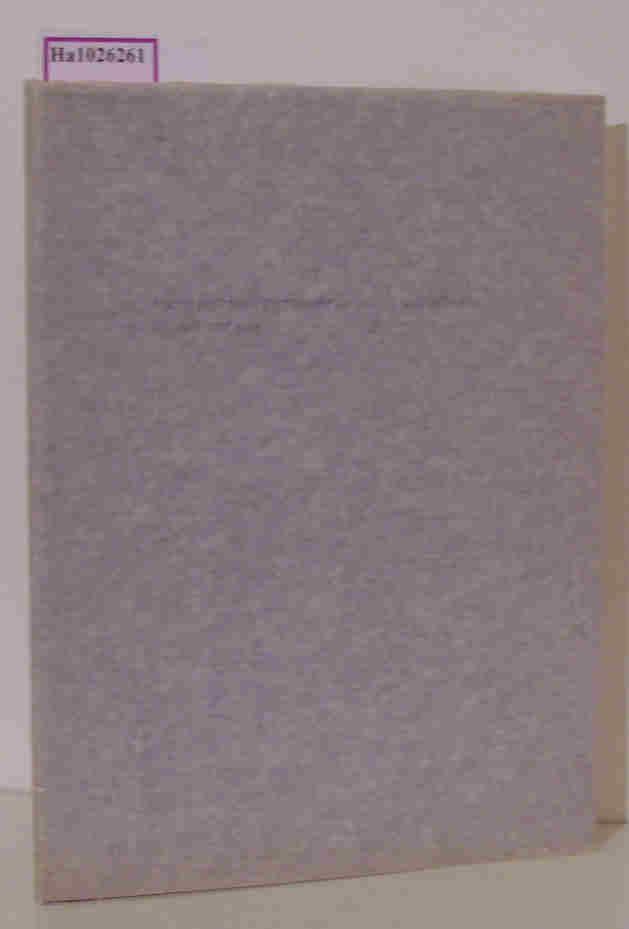 Heinz Frank. [Nicht mit weniger mehr sondern mit allem Nicht, tut not. Eine Ausstellung des MAK - Österreichisches Museum für angewandte Kunst, Wien, 9.9. - 26.10.1992].