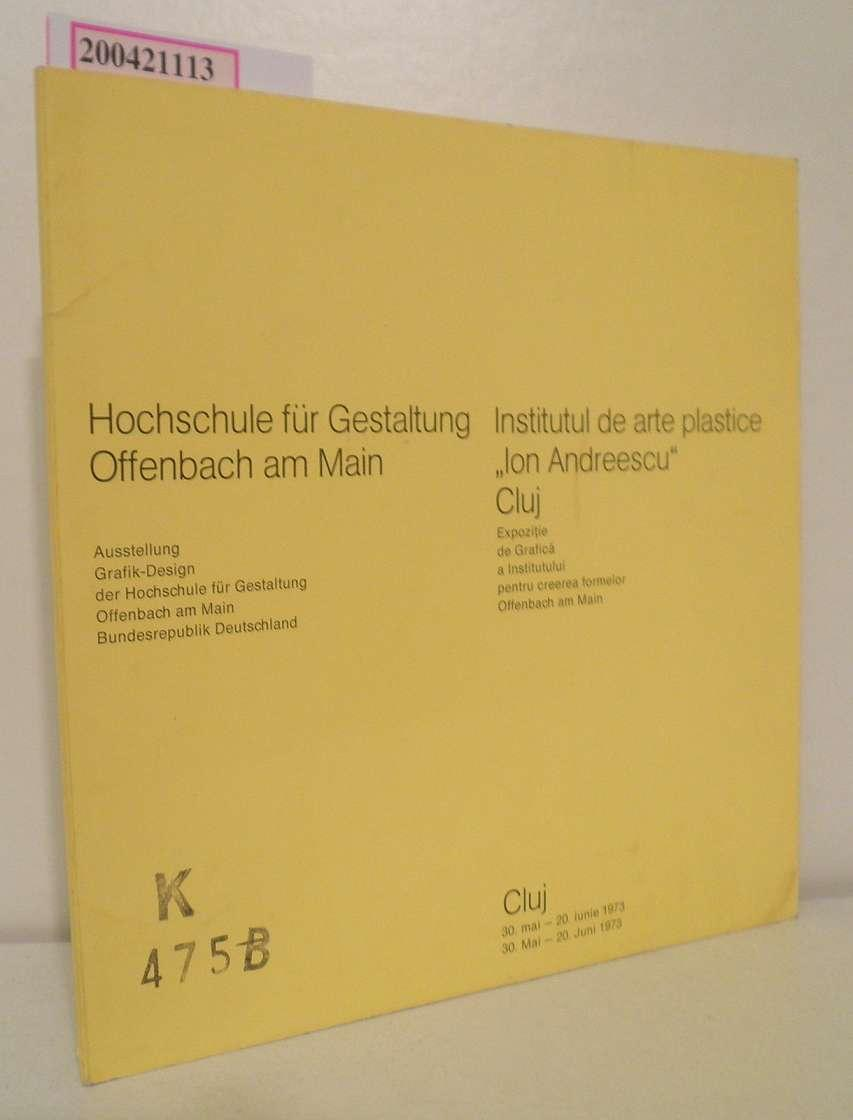Offenbach hochschule f r gestaltung zvab for Hochschule gestaltung offenbach