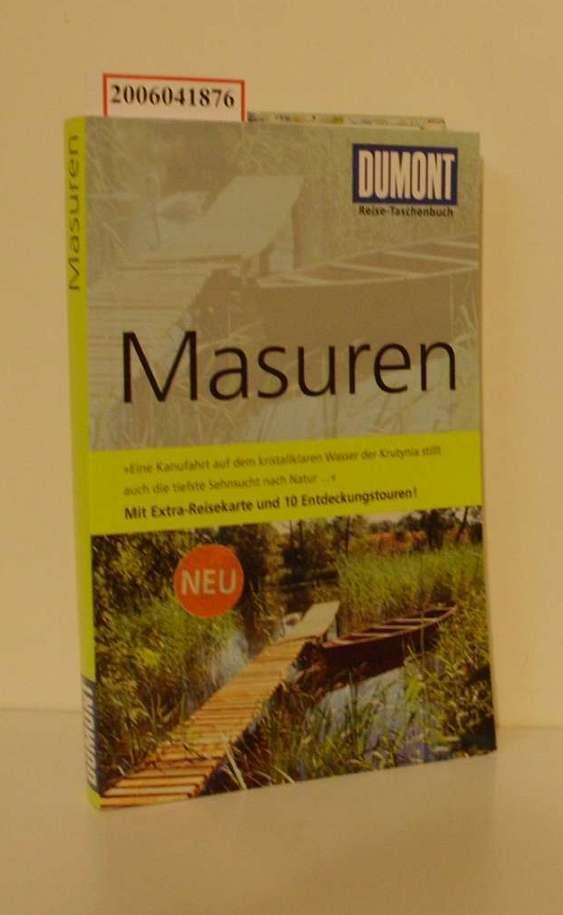 Masuren mit Danzig und Marienburg DUMONT Reise-Taschenbuch: Tomasz Torbus: