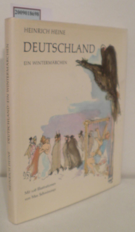 Heinrich Heine, Deutschland, ein Wintermärchen Mit 108: Schwimmer Max: