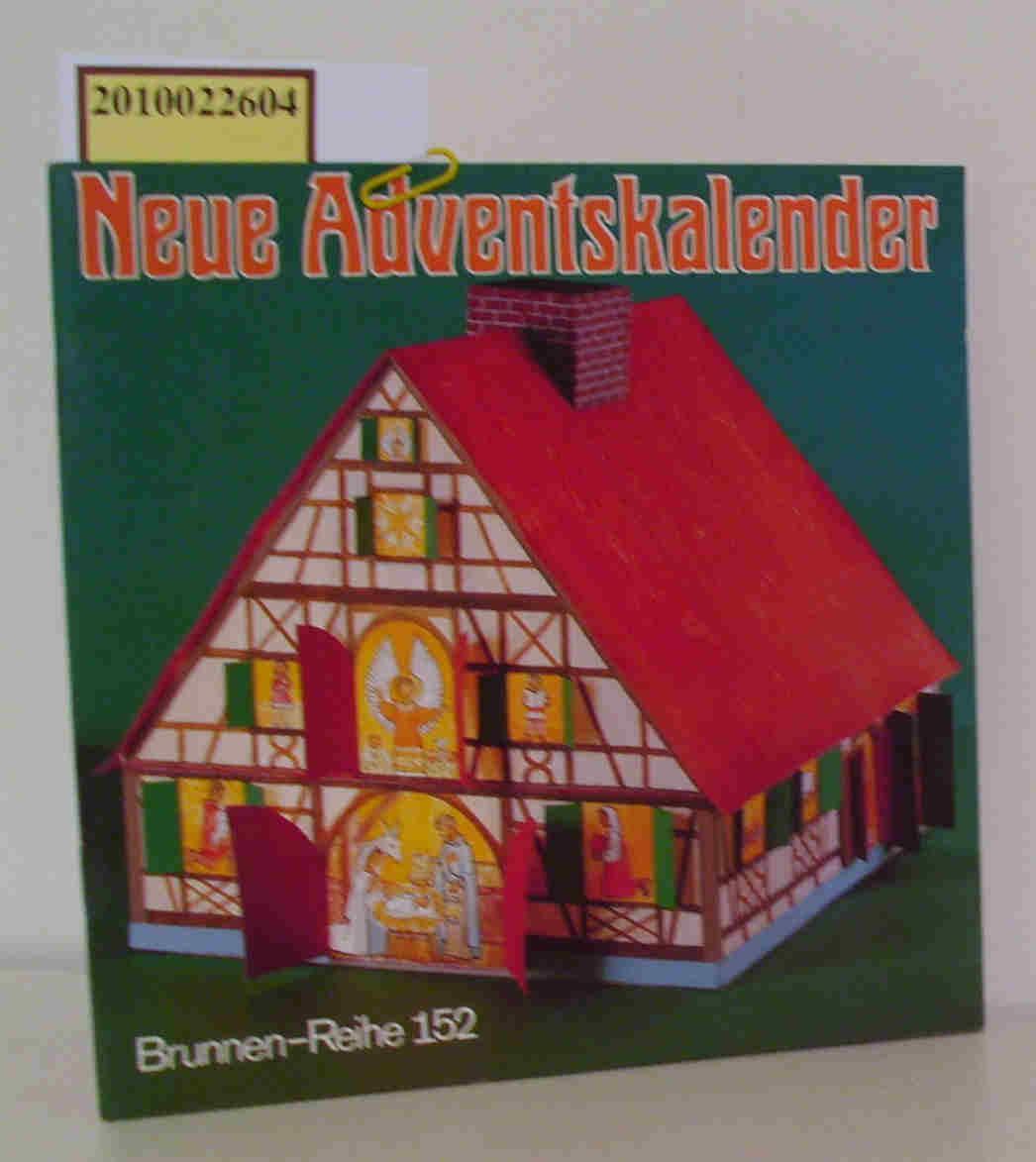 Neue Adventskalender: Seeger-Gorissen, Annelise Seeger,
