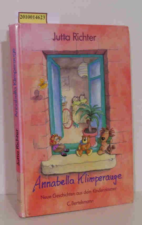 Annabella klimperauge von jutta richter zvab - Kinderzimmer jutta ...