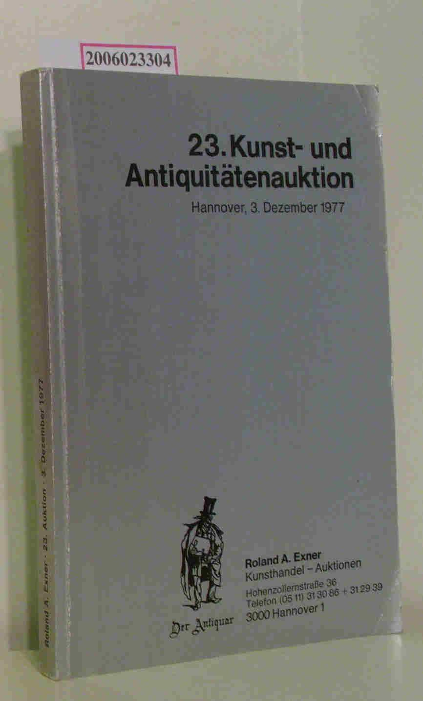 Jahrhundert 15.-19 Auktion 21 1977 Ketterer München