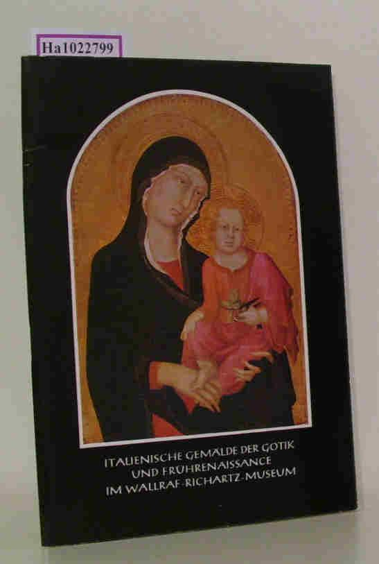 Italienische Gemälde der Gotik und Frührenaissance im: Klesse, Brigitte: