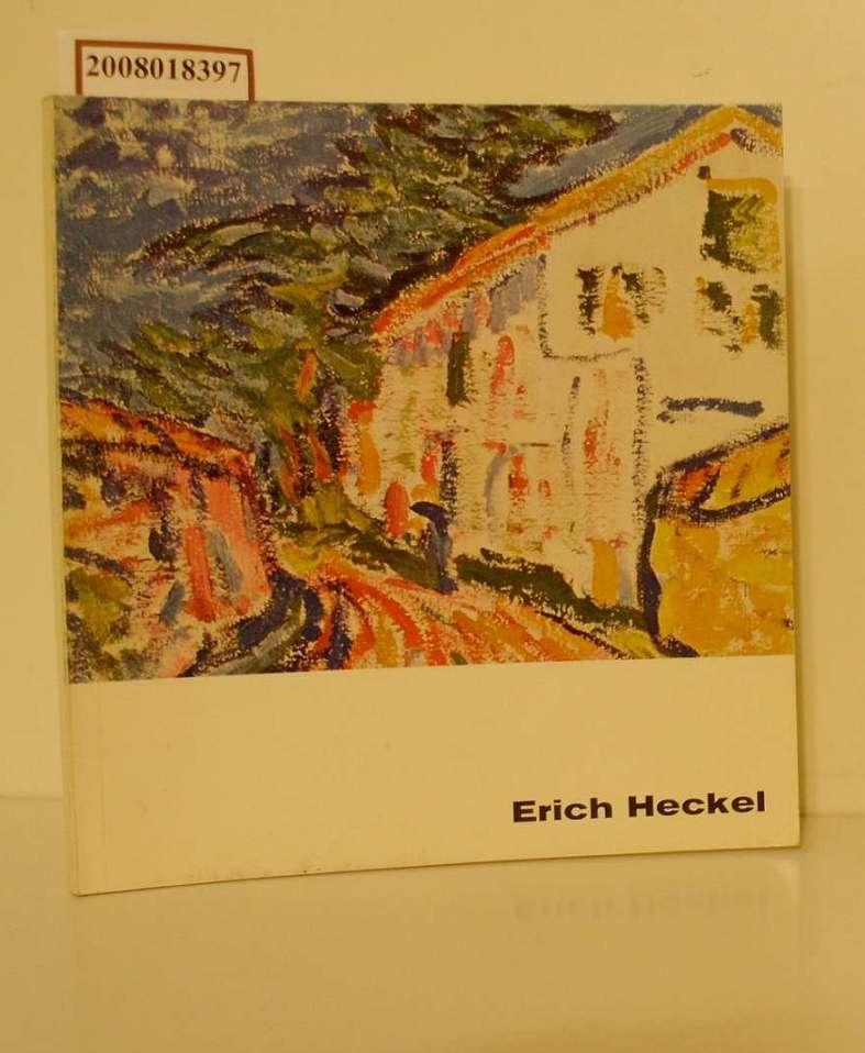 Erich Heckel : Zur Vollendung d. 8.: Heckel, Erich: