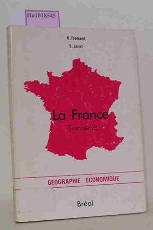 La France, vol. 2. (Cycle preparatoire au: Froment, R. /