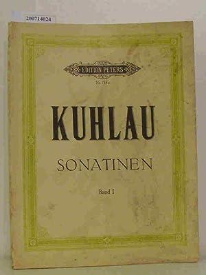 Kuhlau Sonatinen Band 1; Nr. 715 a: Kuhlau Louis Köhler,