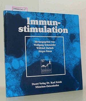 Immunstimulation: Wolfgang Schmutzler /