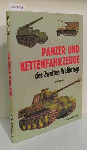 Panzer- und Kettenfahrzeuge des zweiten Weltkriegs Ill.: Restayn, Jean