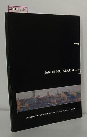 Jakob Nussbaum Gedächtnisausstellung (1873 - 1936) 20.