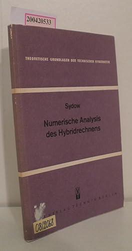 Numerische Analysis des Hybridrechnens A. Sydow: Sydow, Achim