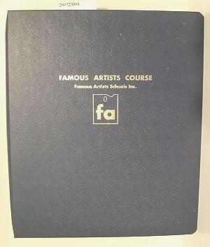 Famous Artists Course. Lettering Lesson 17 -
