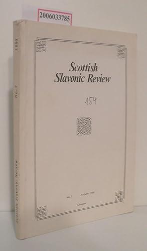 Scottish Slavonic Review - No. 7 *