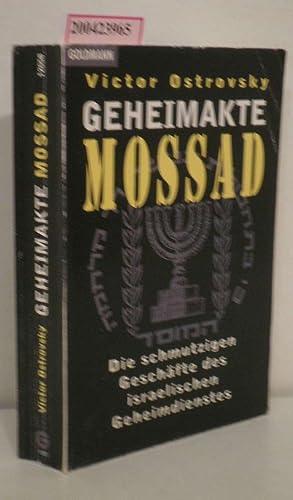 GEHEIMAKTE MOSSAD EBOOK