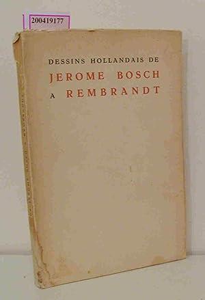 Catalogue de L'Exposition de Jerome Bosch a: F. Schmidt-Degener: