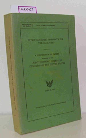Soviet Economic Prospects for the Seventies. A